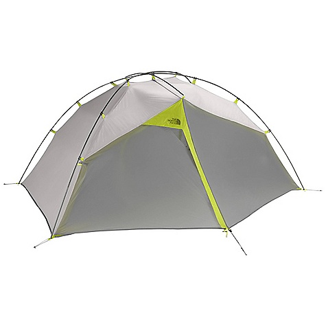 Camp and Hike Free Shipping. The North Face Phoenix 3 Tent DECENT FEATURES of The North Face Phoenix 3 Tent DryWall proprietary single skin Double door and double vestibule Light and simple clip pitch High-low venting PU port on rainfly Handy loop for hanging headlamps and accessories DAC stakes The SPECS Capacity: 3 Person Average Weight: 12 oz / 340 g Total Weight: 4 lbs 12.5 oz / 2.17 kg Trail Weight: 4 lbs 5.2 oz / 1.96 kg Footprint Weight: 12 oz / 0.34 kg Floor Area: 41.2 square feet Vestibules: 2 Vestibules Area: front: 8.6 square feet / 0.8 square meter, rear: 8.6 square feet / 0.8 square meter Peak Height: 45in. Stuffsack Size: 24 x 7in. / 61 x 17 cm Number of Poles: 3 Pole Diameter: 9 mm Doors: 2 Fly: Lightweight nylon ripstop, 1500 mm PU coating/silicone DryWall Canopy: Polyester ripstop, 1200 mm hydrostatic head, 869 g/m2/24h MVTR / ASTM E96B Mesh: Polyester in.No-See-Umin. mesh Floor: Durable nylon taffeta, 3000 mm PU coating, water-resistant finish This product can only be shipped within the United States. Please don't hate us. - $388.95