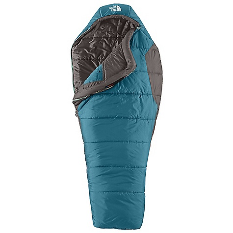 Camp and Hike Free Shipping. The North Face Women's Aleutian 3S 20 Degree Sleeping Bag DECENT FEATURES of The North Face Women's Aleutian 3S 20 Degree Sleeping Bag Heatseeker synthetic insulation Soft ripstop polyester shell Internal watch pocket Screen-printed stuffsack The SPECS Temperature Rating: 20deg F / -7deg C Comfort: 30deg F / -1deg C Limit: 19deg F / -7deg C Extreme: -14deg F / -25deg C Stuffsack Size: 9 x 16in. / 23 x 41 cm Fill: Heatseeker Shape: Mummy The SPECS for Regular Total Weight: 3 lbs 4 oz / 1480 g Fill Weight: 2 lbs 3 oz / 1000 g Compressed Size: 1064 cubic inches / 17.4 liter The SPECS for Long Total Weight: 3 lbs 9 oz / 1630 g Fill Weight: 2 lbs 8 oz / 1120 g Compressed Size: 1247 cubic inches / 20.4 liter This product can only be shipped within the United States. Please don't hate us. - $108.95