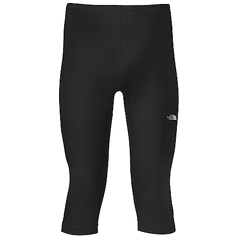Free Shipping. The North Face Men's GTD Capri Tight DECENT FEATURES of The North Face Men's GTD Capri Tight Body-mapped ventilation Secure zip pocket Reflective logos Imported The SPECS Inseam: 17.5in. Body: 288 g/m2 (8.5 oz/yd2) 88% polyester, 12% elastane jersey-wicking Panel: 140 g/m2 81% polyester, 19% elastane This product can only be shipped within the United States. Please don't hate us. - $59.95