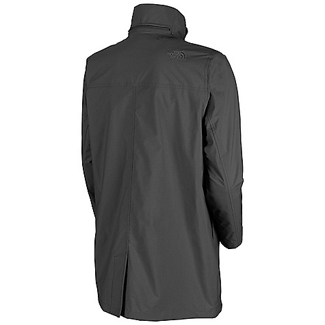 On Sale. Free Shipping. The North Face Men's Vince Trench DECENT FEATURES of The North Face Men's Vince Trench Waterproof, breathable, seam sealed Fully adjustable, removable hood Two-way center front zip Two hand pockets Internal security pocket The SPECS Average Weight: 35.3 oz / 1000 g Center Back Length: 35in. 70D 158 g/m2 (5.57 oz/yd2) 100% nylon HyVent 2L This product can only be shipped within the United States. Please don't hate us. - $119.99