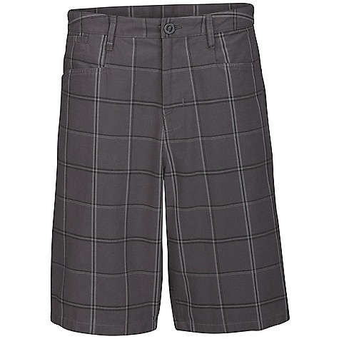 On Sale. Free Shipping. The North Face Men's Radplaid Short DECENT FEATURES of The North Face Men's Radplaid Short Hand pockets Coin pocket Back pockets Half Dome logo stitch Imported The SPECS Inseam: 12in. 253 g/m2 60% cotton, 40% polyester yarn-dye plaid This product can only be shipped within the United States. Please don't hate us. - $24.99