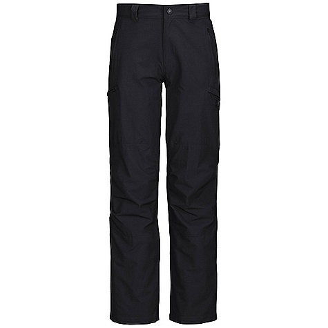 On Sale. Free Shipping. The North Face Men's Burke Pant DECENT FEATURES of The North Face Men's Burke Pant Lightweight, packable, abrasion-resistant blend with mechanical stretch Ultraviolet Protection Factor (UPF) 30 Durable water repellent (DWR) finish Brushed tricot waistband Gusset at crotch Two secure reverse coil zip front pockets, two at the back and one at the leg Right-back stow pocket Bluesign approved fabric The SPECS Average Weight: 12.8 oz / 364 g Inseam: short: 30in., regular: 32in. 141 g/m2 92% nylon 8% elastane rip stop This product can only be shipped within the United States. Please don't hate us. - $43.99