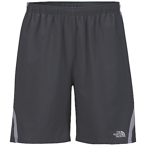 On Sale. The North Face Men's Agility Short DECENT FEATURES of The North Face Men's Agility Short Body-mapped ventilation Zip pocket Hand pockets Reflective logos Sanitized Silver anti-odor liner Imported The SPECS Average Weight: 6.4 oz Inseam: short: 5in., regular: 7in., long: 9in. Body: 120 g/m2 85% polyester, 15% elastane stretch woven Panels: 140 g/m2 100% polyester jacquard mesh Liner: 87 g/m2 100% polyester crepe knit This product can only be shipped within the United States. Please don't hate us. - $35.96