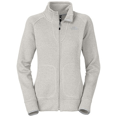 On Sale. Free Shipping. The North Face Women's Crescent Point Full Zip DECENT FEATURES of The North Face Women's Crescent Point Full Zip Dries quickly to minimize heat loss Two tricot-lined hand pockets Reverse-coil full zip Binding on cuff Imported The SPECS Average Weight: 15.87 oz / 450 g Center Back Length: 25in. 359 g/m2 (10.411 oz/yd2) 100% polyester This product can only be shipped within the United States. Please don't hate us. - $54.99