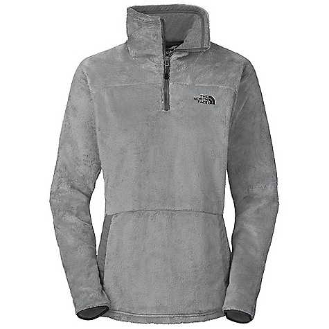 On Sale. Free Shipping. The North Face Women's Mossbud 1-2 Zip DECENT FEATURES of The North Face Women's Mossbud 1/2 Zip Super soft and cozy, high loft fleece Half zip for increased ventilation Knit fabric at collar Kangaroo pocket The SPECS Average Weight: 14.3 oz / 405 g Center Back Length: 26.25in. 265 g/m2 (7.685 oz/yd2) 100% polyester Silken fleece This product can only be shipped within the United States. Please don't hate us. - $49.99