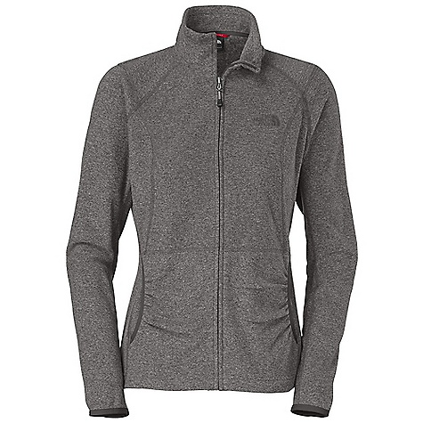 On Sale. Free Shipping. The North Face Women's TKA 100 Masonic Full Zip DECENT FEATURES of The North Face Women's TKA 100 Masonic Full Zip Ultraviolet Protection Factor (UPF) 30 Provides warmth without the weight and bulk of traditional insulating fabrics Highly breathable to provide comfort in all activities Dries quickly to minimize heat loss Pill-resistant face and back Full-zip hoodie with lower hand pockets Revised pocket shape and raglan lines Media-friendly pocket and loop The SPECS Average Weight: 9.88 oz / 280 g Center Back Length: 25.5in. 190 g/m2 Polartec Classic 100 Micro-100% polyester (bluesign approved fabric) This product can only be shipped within the United States. Please don't hate us. - $51.99
