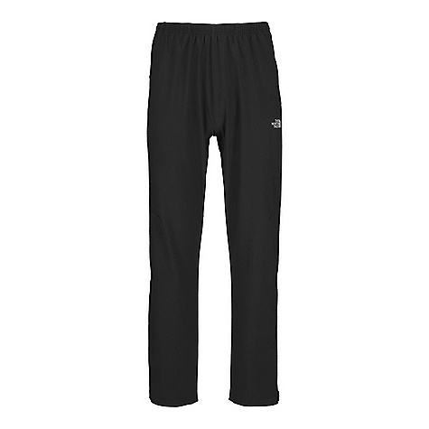 On Sale. Free Shipping. The North Face Men's Agility Pant DECENT FEATURES of The North Face Men's Agility Pant Elastic waist with drawstring Hand pockets Zip pocket Calf zips Reflective logos The SPECS Inseam: 31in. Fabric: Body: 120 g/m2 85% polyester, 15% elastane stretch woven, Panels: 124 g/m2 100% polyester jacquard mesh This product can only be shipped within the United States. Please don't hate us. - $39.99