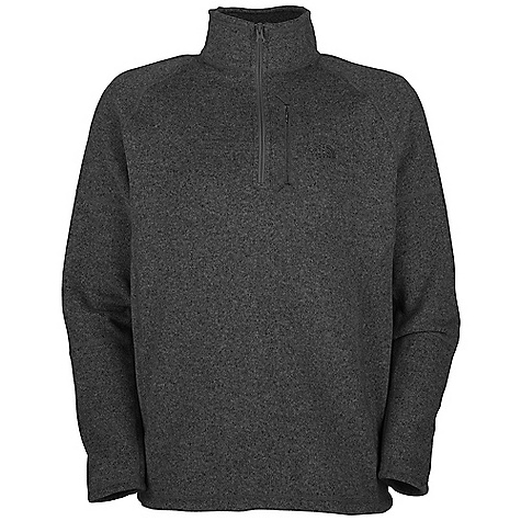 On Sale. Free Shipping. The North Face Men's Gordon Lyons 1-4 Zip DECENT FEATURES of The North Face Men's Gordon Lyons 1/4 Zip Reverse-coil zip closure at front Technical hidden zip chest pocket Bound hem and cuffs The SPECS Average Weight: 15.87 oz / 450 g Center Back Length: 27.5in. 300 g/m2 100% polyester sweater fleece (bluesign approved fabric) This product can only be shipped within the United States. Please don't hate us. - $50.99
