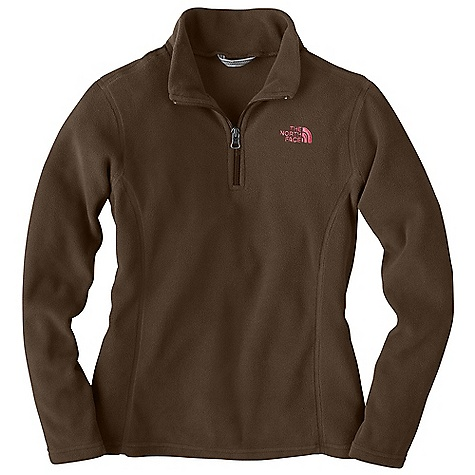 On Sale. The North Face Girls' Glacier 1-4 Zip DECENT FEATURES of The North Face Girls' Glacier 1/4 Zip Extremely durable, pill-resistant surface Lightweight warmth Quarter zip at neck Self fabric blocking on select colorways Embroidered logo at left chest The SPECS Average Weight: 3.2 oz / 91 g Center Back Length: 20.5in. 70D 155 g/m2 100% polyester fleece This product can only be shipped within the United States. Please don't hate us. - $26.99