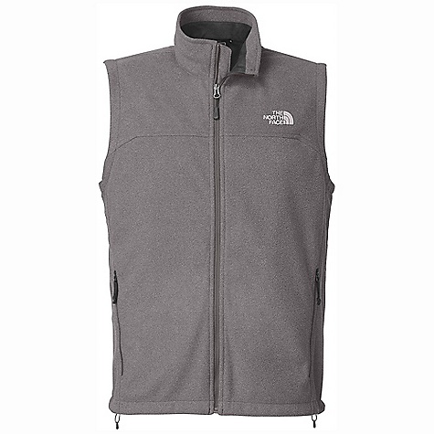 Free Shipping. The North Face Men's WindWall 1 Vest DECENT FEATURES of The North Face Men's WindWall 1 Vest WindWall fabric wind permeability rated at 14 CFM Two secure-zip hand pockets Hem cinch-cord adjustment in pockets The SPECS Average Weight: 12 oz / 340 g Center Back Length: 28in. 75D 305 g/m2 (8.845 oz/yd2) 100% polyester WindWall 100-weight fleece This product can only be shipped within the United States. Please don't hate us. - $98.95