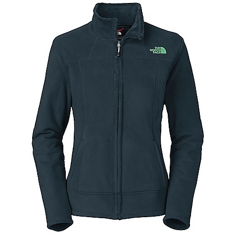 Free Shipping. The North Face Women's Morningside Full Zip DECENT FEATURES of The North Face Women's Morningside Full Zip Super soft, cozy, insulating fleece Ultraviolet Protection Factor (UPF) 50 Ergonomic seaming Secure zip pockets Reverse-coil center front zip Tonal embroidered logo The SPECS Average Weight: 17.64 oz / 500 g Center Back Length: 25.25in. 360 g/m2 (10.44 oz/yd2) 100% polyester plush fleece with silken fleece backer This product can only be shipped within the United States. Please don't hate us. - $98.95