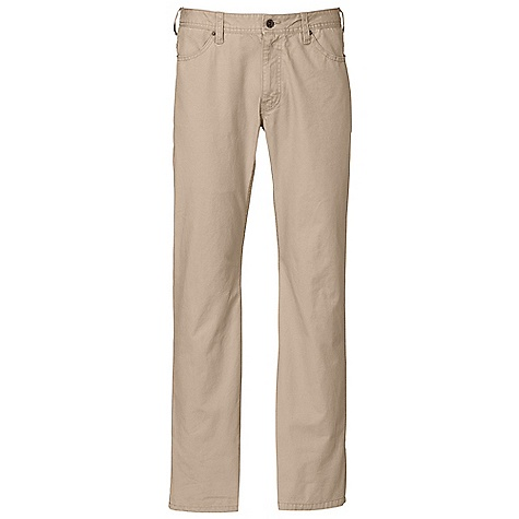 Free Shipping. The North Face Men's Buckland Pant DECENT FEATURES of The North Face Men's Buckland Pant Shank center front closure with zip-fly Inseam gusset for reinforcement Triple-needle stitched seams Metal rivets for increased durability Patch pockets at rear Kickpatch reinforcement at leg openings Woven label at inside waistband Logo swing label The SPECS Average Weight: 20 oz / 580 g Inseam: short: 30in., regular: 32in., long: 34in. 295 g/m2 (8.7 oz/yd2) 100% cotton matting canvas 100% cotton Bedford weave Finish: Sand, enzyme and resin washed This product can only be shipped within the United States. Please don't hate us. - $79.95