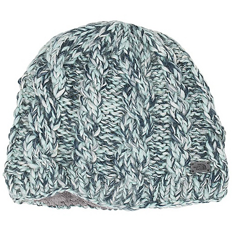 Entertainment On Sale. The North Face Fuzzy Cable Beanie DECENT FEATURES of The North Face Fuzzy Cable Beanie Wool performance New twisted yarns High loft liner The SPECS Average Weight: 5.1 oz / 144.33 g 50% wool 50% acrylic yarn; 100% high loft fleece 265 g/m2 lining This product can only be shipped within the United States. Please don't hate us. - $23.99