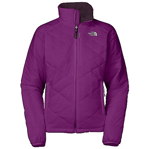 Free Shipping. The North Face Women's Redpoint Jacket DECENT FEATURES of The North Face Women's Redpoint Jacket Zip-in-compatible integration with complementing garments from The North Face Two secure-zip hand pockets Secure-zip chest pocket Stows in left-hand pocket The SPECS Average Weight: 26.46 oz / 750 g Center Back Length: 26in. Body: 30D 54 g/m2 (1.566 oz/yd2) 100% nylon Insulation: 100 g PrimaLoft Eco This product can only be shipped within the United States. Please don't hate us. - $148.95