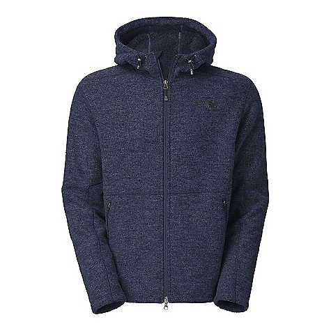 On Sale. Free Shipping. The North Face Men's Zermatt Full Zip Hoodie DECENT FEATURES of The North Face Men's Zermatt Full Zip Hoodie Attached, adjustable hood Set in sleeves Zip lowered hand pockets Imported The SPECS Average Weight: 30.37 oz / 861 g Center Back Length: 27.5in. 300D 495 g/m2 (14.355 oz/yd2) 78% polyester, 22% wool This product can only be shipped within the United States. Please don't hate us. - $143.99
