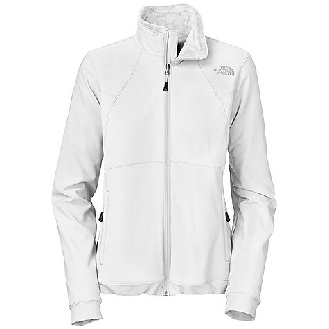 Free Shipping. The North Face Women's Ruby Raschel Jacket DECENT FEATURES of The North Face Women's Ruby Raschel Jacket 2-4 CFM Silken fleece at interior collar Two secure zip hand pockets Hem cinch-cord Imported The SPECS Average Weight: 23.28 oz / 660 g Center Back Length: 25in. Body: 90D 246 g/m2 (7.3 oz/yd2) 90% polyester, 10% elastane TNF Apex Aerobic with DWR Lining: Silken fleece This product can only be shipped within the United States. Please don't hate us. - $129.95