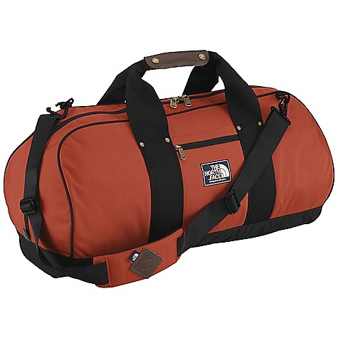 Entertainment Free Shipping. The North Face Duffel DECENT FEATURES of The North Face Duffel Large main compartment with mesh organization pockets Additional zipper pocket on interior Padded shoulder strap The SPECS Average Weight: 2 lbs 11 oz / 1218 g Volume: 4210 cubic inches / 69 liter Dimension: 12 x 27.5 x 12in. / 30.5 x 70 x 30.5 cm 1680D ballistics nylon, dimension polyant, leather, plaid lining This product can only be shipped within the United States. Please don't hate us. - $159.95