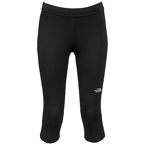 Fitness On Sale. Free Shipping. The North Face Women's Better Than Naked Capri DECENT FEATURES of The North Face Women's Better Than Naked Capri Updated flattering waistband fit Body-mapped ventilation New non-zip secure rear pocket Bonded stitch less seams on inseam Shaped hem Reflective logos The SPECS Inseam: 15in. Body: 186 g/m2 88% recycled polyester, 12% elastane Panel: 110 g/m2 89% polyester, 11% elastane This product can only be shipped within the United States. Please don't hate us. - $48.99