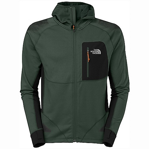 On Sale. Free Shipping. The North Face Men's Radish Mid Layer Jacket DECENT FEATURES of The North Face Men's Radish Mid Layer Jacket Pontetorto hard-face, stretch fleece has a micro check brushed interior Laser-cut, bonded chest pocket is generous but low profile Flash Dry technology dramatically decreases drying time Reinforced shoulder and hip zones protect fabric from pack abrasion Flat-locked seam construction eliminates hot spots when layering Fitted hood follows head swivel for unobstructed view Imported The SPECS Average Weight: 16 oz / 455 g Center Back Length: 28in. 92% polyester with Flash Dry fiber, 8% elastane hardface jersey, 240 g/m2 (8 oz/yd2) This product can only be shipped within the United States. Please don't hate us. - $136.99