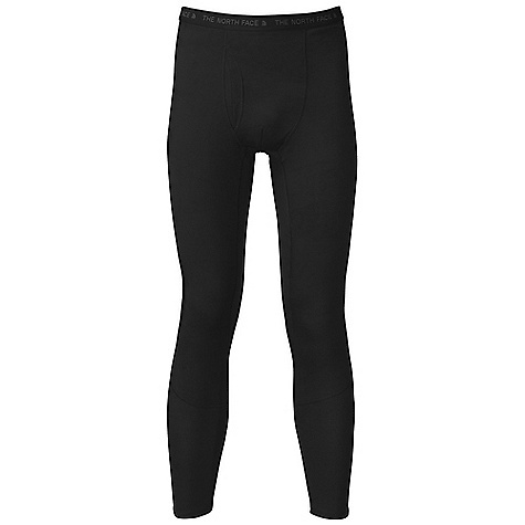 The North Face Men's Light Tight DECENT FEATURES of The North Face Men's Light Tight Next-to-skin fit Elastic logo waist Fly opening Flat-locked seams Ankle length The SPECS Average Weight: 5.64 oz / 160 g Inseam: regular: 30in. 115 g/m2 89% polyester 11% polyolefin two-layer high-mechanical-stretch double knit This product can only be shipped within the United States. Please don't hate us. - $44.95