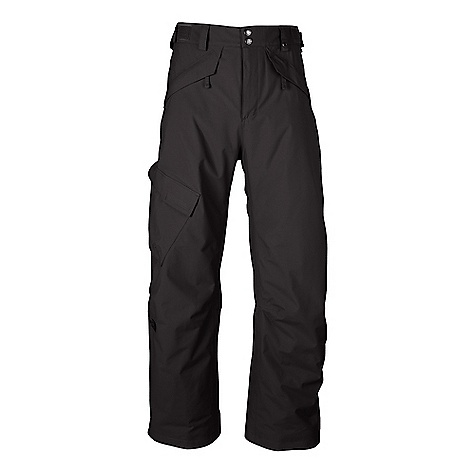 On Sale. Free Shipping. The North Face Men's Seymore Pant DECENT FEATURES of The North Face Men's Seymore Pant Adjustable waist tabs Zip handwarmer pockets Flap cargo pocket Gaiter with gripper elastic Reinforced edge guards Imported The SPECS Average Weight: 26.81 oz / 760 g Inseam: short: 29in., regular: 31in., long: 33 Shell: HyVent 2L proweave Lining: Thermoliner This product can only be shipped within the United States. Please don't hate us. - $70.99