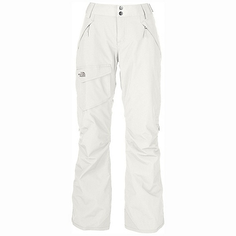 On Sale. Free Shipping. The North Face Women's Freedom LRBC Insulated Pant DECENT FEATURES of The North Face Women's Freedom LRBC Insulated Pant Waterproof, breathable, fully seam sealed Adjustable waist tabs Handwarmer zip pockets Exterior thigh vents with mesh gussets Cargo pocket Low-rise cut Articulated knees StretchVent gaiter with gripper elastic Chimney Venting system Reinforced cuffs Pant-a-lock compatible Imported The SPECS Average Weight: 26.46 oz / 750 g Inseam: 31.5in. Shell: 210D x 235D 189 g/m2 HyVent 2L-100% nylon faille Lining: recycled taffeta Insulation: 60 g Heatseeker This product can only be shipped within the United States. Please don't hate us. - $119.99