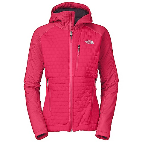 Ski On Sale. Free Shipping. The North Face Women's Polar Hooded Jacket DECENT FEATURES of The North Face Women's Polar Hooded Jacket Backcountry skiing, alpine climbing, ski mountaineering and mountaineering Exclusive Polartec Power Shield High Loft on chest and back traps warmth without inhibiting mobility PrimaLoft One synthetic insulation in sleeves and hood insulates even when wet Sleek, fixed, fully adjustable, helmet-compatible hood Zip hand warmer pockets The SPECS Average Weight: 19.4 oz / 550 g Fit: Active Body: 288 g/m2 (8.49 oz/yd2) Polartec Power Shield 100% nylon ripstop face-94% polyester, 6% elastane 0.75in. baffle high loft backer Shoulders/Hood: 20D 40 g/m2 (1.18 oz/yd2) 100% nylon ripstop Underarms: 20D 53 g/m2 (1.56 oz/yd2) 86% nylon, 14% elastane four-way stretch woven Cuff: 241 g/m2 (7.11 oz/yd2) Polartec Power Stretch Pro-88% polyester 12% elastane smooth-face jersey fleece This product can only be shipped within the United States. Please don't hate us. - $238.99