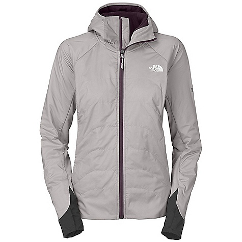 Free Shipping. The North Face Women's Super Zephyrus Hoodie DECENT FEATURES of The North Face Women's Super Zephyrus Hoodie Fabric wind permeability rated at 2 CFM Attached partially insulated, bound hood Polartec Power Stretch paneled into sides, hood and hem for comfort and mobility Reverse-coil zips Two alpine pockets Bound cuffs with thumb loops Pontetorto fleece side panels Imported The SPECS Average Weight: 1 lb 9 oz / 720 g Center Back Length: 27.5in. 20D 100% nylon 40 g/m2 (1.16 oz/yd2) overlay with 92% polyester, 8% eastane 241 g/m2 (6.99 oz/yd2) next-to-skin layer This product can only be shipped within the United States. Please don't hate us. - $198.95
