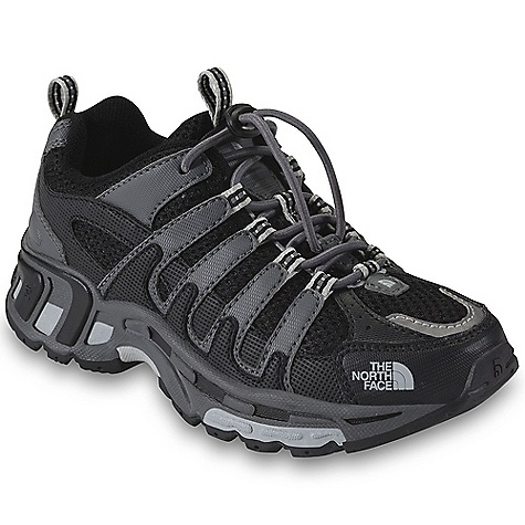 Free Shipping. The North Face Boys' Betasso Shoe DECENT FEATURES of The North Face Boys' Betasso Shoe Upper: Lightweight, abrasion-resistant, synthetic upper Highly breathable mesh Reflective toe and heel Bottom: One-piece Ultratac rubber outsole The SPECS Last: Y/TNF-1 Approx Weight: 1/2 pair: 9.4 oz / 251 g, pair: 1 lb 3 oz / 502 g This product can only be shipped within the United States. Please don't hate us. - $54.95