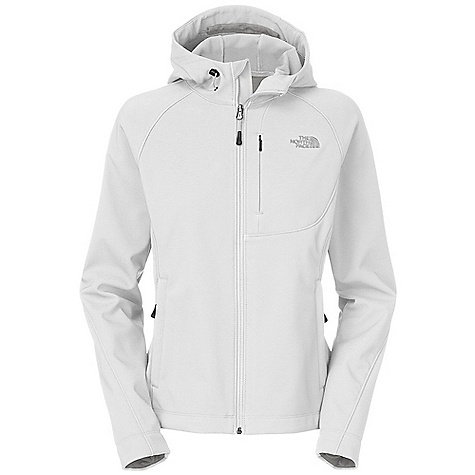 Free Shipping. The North Face Women's Apex Bionic Hoodie DECENT FEATURES of The North Face Women's Apex Bionic Hoodie TNF Apex ClimateBlock 100% windproof fabric Attached adjustable hood Fleece backer Napoleon chest pocket Two secure-zip hand pockets Internal stretch, comfort cuffs The SPECS Average Weight: 22.93 oz / 650 g Center Back Length: 25.5in. 90D 351 g/m2 (10.3 oz/yd2) plain weave polyester TNF Apex ClimateBlock with fleece backer This product can only be shipped within the United States. Please don't hate us. - $169.95
