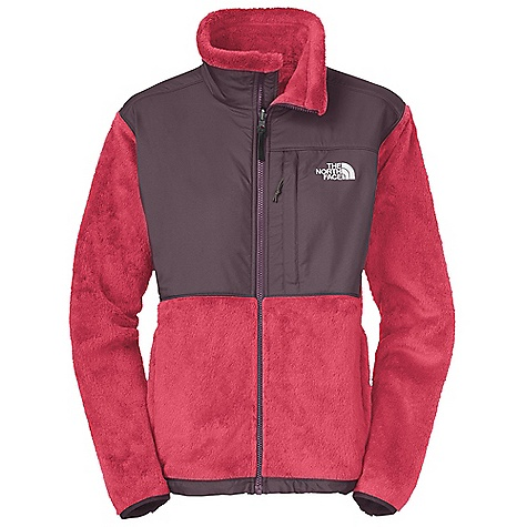On Sale. Free Shipping. The North Face Women's Denali Thermal Jacket DECENT FEATURES of The North Face Women's Denali Thermal Jacket Zip-in compatible integration with complementing garments Abrasion-reinforced shoulders and chest Napoleon chest pocket Two secure zip hand pockets Bound cuffs Hem cinch-cord Imported The SPECS Average Weight: 340 oz / 680 g Center Back Length: 26.25in. Body: 333 g/m2 (9.657 oz/yd2) 87% recycled polyester, 13% polyester Polartec Thermal Pro Abrasion: 70D 85 g/m2 (2.5 oz/yd2) plain weave polyester This product can only be shipped within the United States. Please don't hate us. - $108.99