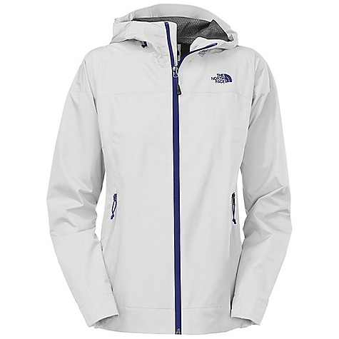 On Sale. Free Shipping. The North Face Women's Split Anorak DECENT FEATURES of The North Face Women's Split Anorak Waterproof, breathable, seam sealed Stow able Attached fully adjustable hood Center front half zip for easy on/off Shoulder abrasion-resistant print One kangaroo pocket right-hand pocket opens up through to hem for easy on/off Internal pre-cinched elastic draw cord and taffeta tunnel Internal stretch cuff covered with waterproof, breathable self fabric cuff Imported The SPECS Average Weight: 13.76 oz / 390 g Center Back Length: 27.5in. 50D 119 g/m2 (3.451 oz/yd2) 100% polyester HyVent 2.5L with FlashDry laminate This product can only be shipped within the United States. Please don't hate us. - $106.99