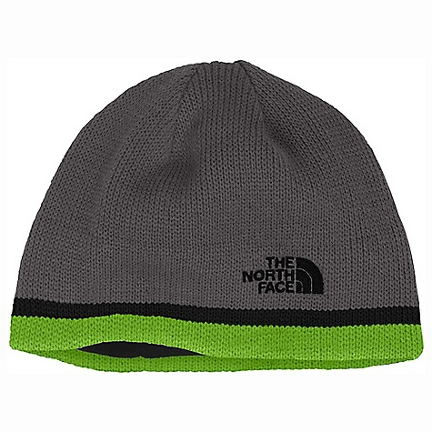 Entertainment On Sale. The North Face Youth Keen Beanie DECENT FEATURES of The North Face Youth Keen Beanie Heavier-gauge yarn Fleece ear band The SPECS Average Weight: 1.5 oz / 42.45 g Shell A: 100% acrylic Shell B: 100% recycled polyester ear band This product can only be shipped within the United States. Please don't hate us. - $13.99
