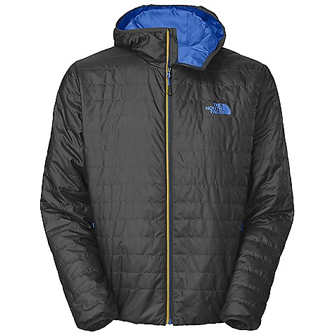 On Sale. Free Shipping. The North Face Men's Blaze Micro Hooded Jacket DECENT FEATURES of The North Face Men's Redpoint Micro Hooded Jacket Two secure zip hand pockets Stows in hand pocket Bound hood and cuffs Center front three-color Vislon zip closure Hem cinch-cord The SPECS Average Weight: 12.35 oz / 350 g Center Back Length: 27.5in. Body: 20D 40 g/m2 (1.16 oz/yd2) 100% recycled polyester Insulation: 60 g 100% polyester insulation with Flash Dry thermal This product can only be shipped within the United States. Please don't hate us. - $158.99