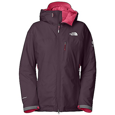 On Sale. Free Shipping. The North Face Women's Makalu Insulated Jacket DECENT FEATURES of The North Face Women's Makalu Insulated Jacket Waterproof, seam-taped nylon HyVent Alpha shell PrimaLoft One insulation is warm even when wet Sleek, fixed, fully adjustable helmet-compatible hood swivels with head for a natural, unobstructed view Zip hand warmer pockets are generous and easy to access Interior pocket-accessed bottom cinch The SPECS Average Weight: 1 lb 4 oz / 565 g Center Back Length: 28in. 30D 100% nylon ripstop 75 g/m2 (2.18 oz/yd2) HyVent Alpha shell This product can only be shipped within the United States. Please don't hate us. - $223.99