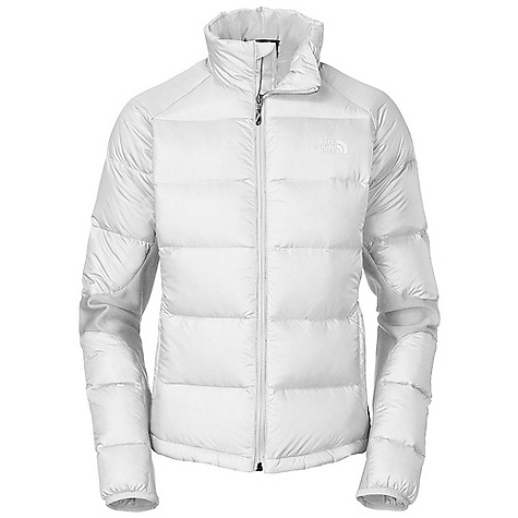 On Sale. Free Shipping. The North Face Women's Crimptastic Hybrid Down Jacket DECENT FEATURES of The North Face Women's Crimptastic Hybrid Down Jacket Wind resistant, breathable Hybrid construction with 600 fill down in the body and top of sleeves Polartec Power Stretch fleece in side panels and underarms Zip hand pockets Internal security pocket Imported The SPECS Average Weight: 21.16 oz / 600 g Center Back Length: 25in. Shell: 20D 37 g/m2 nylon mini-ripstop with DWR Panels: 230 g/m2 88% polyester, 12% elastane jersey face fleece (bluesign approved fabric) Lining: Downproof taffeta Insulation: 600 fill down This product can only be shipped within the United States. Please don't hate us. - $160.99
