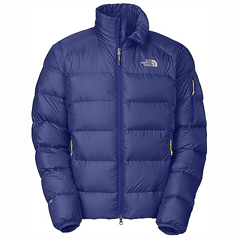 On Sale. Free Shipping. The North Face Men's Elysium Jacket DECENT FEATURES of The North Face Men's Elysium Jacket Alpine fit Bicep pocket Two hand pockets Bound cuffs Hideaway hem cinch-cord The SPECS Average Weight: 1 lb 4 oz / 570 g Center Back Length: 27.5in. Body: 20D 100% nylon 36 g/m2 (1.04 oz/yd2) Insulation: 700 fill Eastern European goose down This product can only be shipped within the United States. Please don't hate us. - $208.99