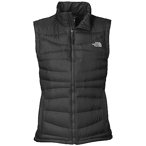 On Sale. Free Shipping. The North Face Women's Down Under Vest DECENT FEATURES of The North Face Women's Down Under Vest Two secure zip hand pockets Stow able in hand pocket Hem cinch-cord The SPECS Average Weight: 10.58 oz / 300 g Center Back Length: 25in. Body: 20D 35 g/m2 (1.015 oz/yd2) 100% nylon ripstop with DWR Insulation: 800 fill down This product can only be shipped within the United States. Please don't hate us. - $125.99