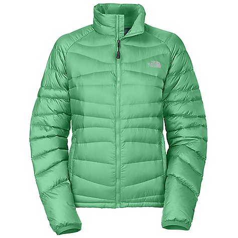 On Sale. Free Shipping. The North Face Women's Down Under Jacket DECENT FEATURES of The North Face Women's Down Under Jacket Two secure zip hand pockets Stow able in hand pocket Elastic bound cuffs Hem cinch-cord The SPECS Average Weight: 14.82 oz / 420 g Center Back Length: 25in. Body: 20D 35 g/m2 (1.015 oz/yd2) 100% nylon ripstop with DWR Insulation: 800 fill down This product can only be shipped within the United States. Please don't hate us. - $185.99