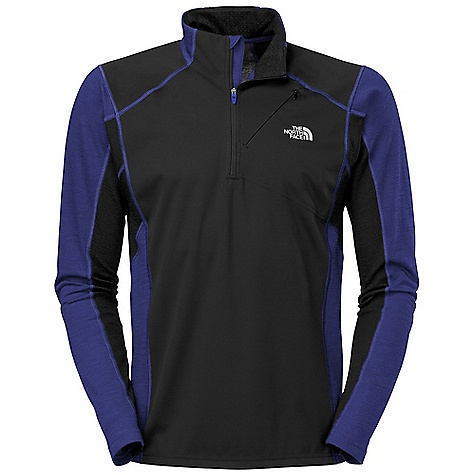 On Sale. Free Shipping. The North Face Men's Winter Sub Zero Aries DECENT FEATURES of The North Face Men's Winter Sub Zero Aries High neck collar Chest pocket Reflective logos Wind block front panel Imported The SPECS Average Weight: 10.2 oz Center Back Length: 27.5in. Body: 225 g/m2 80% polyester, 20% polyurethane (PU), three-layer laminated Panel: 65% micron merino wool, 35% polyester with Flash Dry fiber This product can only be shipped within the United States. Please don't hate us. - $76.99