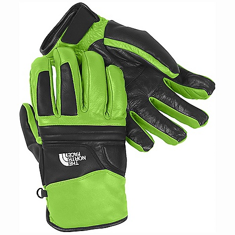 On Sale. Free Shipping. The North Face Hooligan Glove DECENT FEATURES of The North Face Hooligan Glove 5 Dimensional Fit ensures consistent sizing Radiametric Articulation keeps hands in their natural relaxed position Under-jacket cuff for a low-profile fit Burly, anatomically mapped knuckle guards provide full protection Velcro adjustment at wrist for easy on and off The SPECS Shell: water-resistant leather Lining: 100% polyester with Flash Dry Palm: Water-resistant leather Palm Insulation: 80 g Heat seeker Back-of-hand Insulation: 140 g Heat seeker Insert: HyVent This product can only be shipped within the United States. Please don't hate us. - $70.99