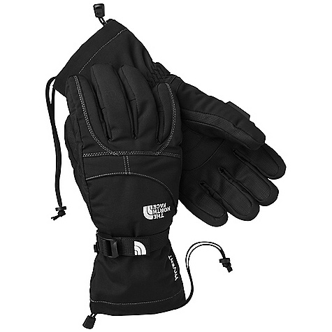 On Sale. Free Shipping. The North Face Women's Montana Glove DECENT FEATURES of The North Face Women's Montana Glove Women-specific 5 Dimensional Fit Waterproof and breathable HyVent insert Radiametric articulation Storm Door cuff gasket Super-warm fourchette-box finger construction Ladderlock wrist-cinch Imported The SPECS Back of hand insulation: 200 g Heatseeker Insert: HyVent Lining: brushed tricot Palm Insulation: 150 g Heatseeker Palm: PU Shell: HyVent 2L This product can only be shipped within the United States. Please don't hate us. - $48.99