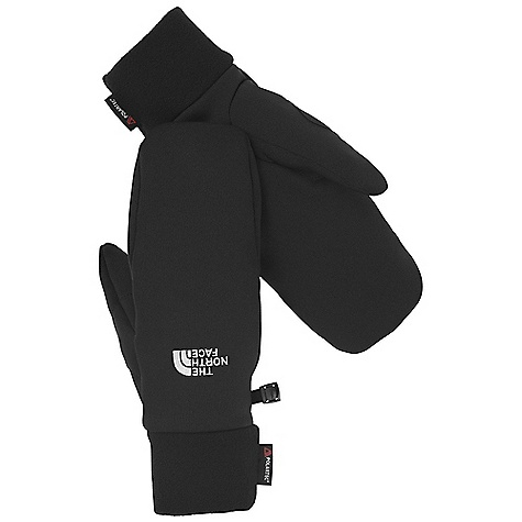 On Sale. The North Face Power Stretch Mitten DECENT FEATURES of The North Face Power Stretch Mitten 5 Dimensional Fit Radiametric Articulation Reinforced thenar muscle portion of thumb (inner thumb) Bluesign approved fabric This product can only be shipped within the United States. Please don't hate us. - $19.99