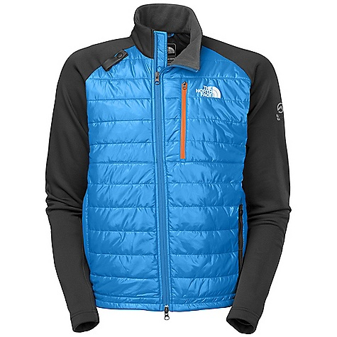 Snowboard Free Shipping. The North Face Men's Jakson Hybrid Jacket DECENT FEATURES of The North Face Men's Jakson Hybrid Jacket Off-center reverse-coil front zip Hand warmer zip pockets Reverse-coil zip chest pocket Avalanche transceiver loop strap system The SPECS Average Weight: 16.93 oz / 480 g Center Back Length: 25.5in. Body: 20D 37 g/m2-100% nylon mini double ripstop Side Panels: Polartec Power Stretch Lining: Fleece Insulation: 100 g PrimaLoft Eco This product can only be shipped within the United States. Please don't hate us. - $219.95