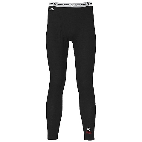Free Shipping. The North Face Men's Warm Merino Tight DECENT FEATURES of The North Face Men's Warm Merino Tight Elastic logo waist Flat-locked seams Fly opening Ankle length Logo print Imported The SPECS Average Weight: 6.53 oz / 185 g Inseam: regular: 30in. 180 g/m2 33% merino wool, 38% polyolefin, 29% polyester double knit with FlashDry This product can only be shipped within the United States. Please don't hate us. - $79.95