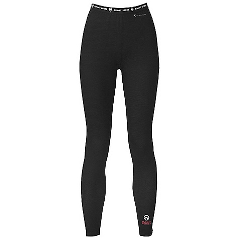 Free Shipping. The North Face Women's Warm Merino Tight DECENT FEATURES of The North Face Women's Warm Merino Tight Elastic logo waist Flat-locked seams Ankle length Logo print Imported The SPECS Average Weight: 5.82 oz / 165 g Inseam: regular: 31in. 180 g/m2 33% merino wool, 38% polyolefin, 29% polyester double knit with FlashDry This product can only be shipped within the United States. Please don't hate us. - $79.95