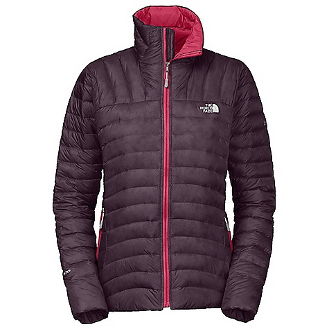 Ski Free Shipping. The North Face Women's Thunder Micro Jacket DECENT FEATURES of The North Face Women's Thunder Micro Jacket Backcountry skiing and alpine climbing 800 fill goose down offers superior warmth yet remains extremely compressible Water-resistant down treatment keeps moisture at bay FlashDry panels on underarms enhance comfort Water-resistant down treatment keeps moisture at bay Slimmer down chambers capture and maintain more warmth Zip handwarmer pockets are generous and easy to access Stuffs into its own handwarmer pocket The SPECS Average Weight: 12.35 oz / 350 g Fit: Active Body: 20D 35 g/m2 (1.02 oz/yd2) Pertex Quantum-100% nylon micro-ripstop Underarms: 225 g/m2 (6.64 oz/yd2) 85% polyester, 15% elastane double knit with FlashDry Insulation: 800 fill goose down This product can only be shipped within the United States. Please don't hate us. - $269.95
