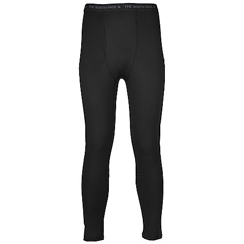Free Shipping. The North Face Men's Warm Tight DECENT FEATURES of The North Face Men's Warm Tight Next-to-skin fit Elastic logo waist Fly opening Flat-locked seams Ankle length The SPECS Average Weight: 6.7 oz / 190 g Inseam: regular: 30in. 175 g/m2 44% polyester 43% recycled polyester 13% polyolefin two-layer high-mechanical-stretch double knit (bluesign approved fabric) This product can only be shipped within the United States. Please don't hate us. - $49.95