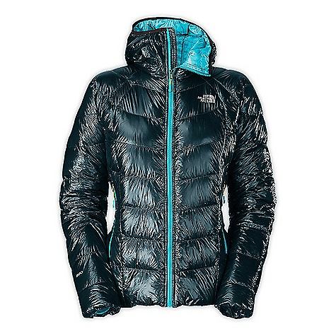 On Sale. Free Shipping. The North Face Women's Super Hooded Diez Jacket DECENT FEATURES of The North Face Women's Super Hooded Diez Jacket Close-fitting, articulated hood offers unrestricted movement, comfort and warmth Two hand pockets Jacket stows in hand pocket Elastic-bound cuffs Hideaway hem cinch-cord The SPECS Average Weight: 11.5 oz / 320 g Center Back Length: 26in. 10D 100% nylon 25 g/m2 (0.73 oz/yd2) Pertex This product can only be shipped within the United States. Please don't hate us. - $318.99