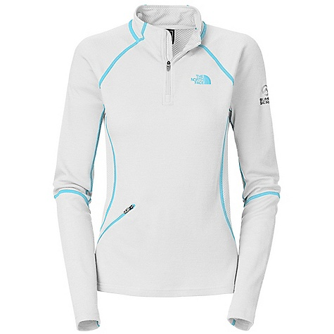 Free Shipping. The North Face Women's Kannon Midlayer DECENT FEATURES of The North Face Women's Kannon Midlayer Layered venting system Hemline utility pocket Elbow articulation The SPECS Average Weight: 9.7 oz / 275 g Center Back Length: 24.5in. Body: 235 g/m2 19.5 micron 65% interlock wool, 35% polyester with Flash Dry fiber Side Panels: 196 g/m2 53% polyester with Flash Dry fiber This product can only be shipped within the United States. Please don't hate us. - $120.00